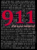 911 What's your emergency? Poster (ROLLED VERSION)