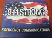 9-1-1 STRONG Mouse pad