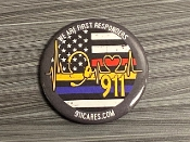 1ST RESPONDER BUTTON LARGE 2.25