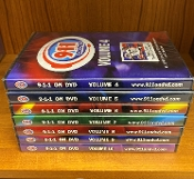 911 ON DVD BUNDLE 4,5,6,7,8,9,10
